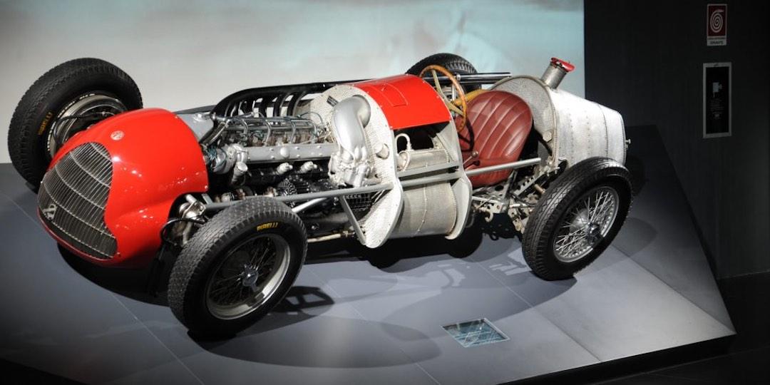 Il y a 65 ans… 1ère victoire Alfa Romeo en F1