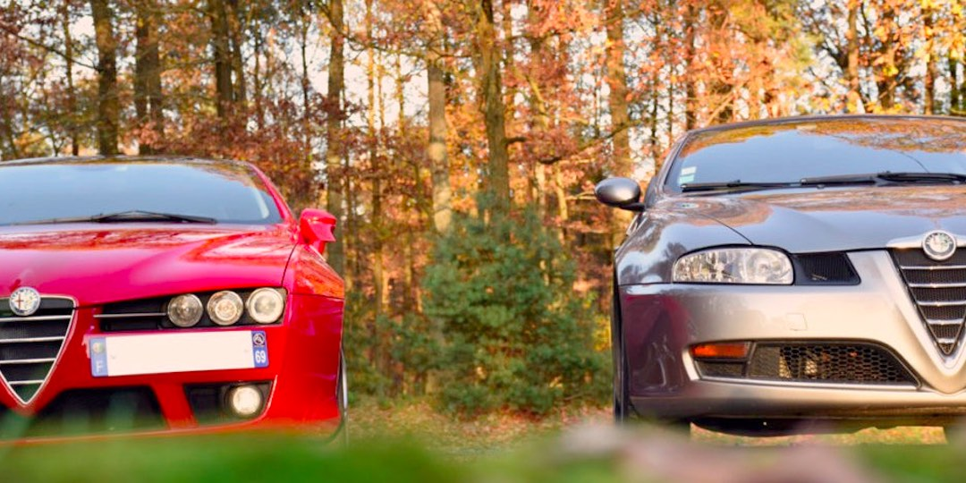 Brera Vs GT – Le coupé selon Alfa…