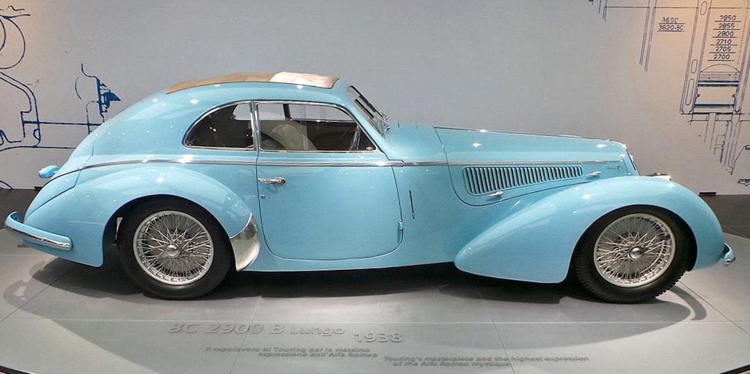 Alfa Romeo 8C 2900… 1/2