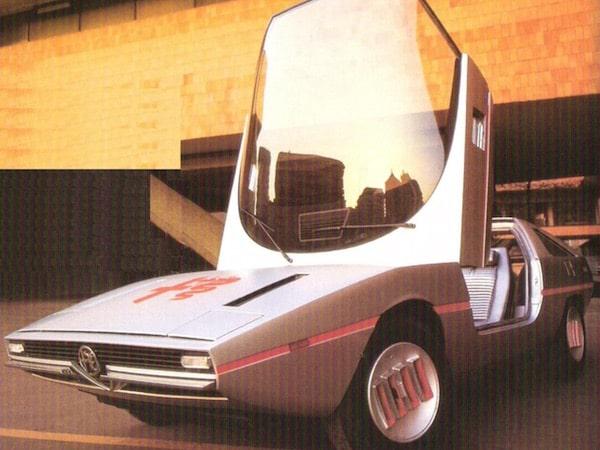 Alfa Romeo Caimano