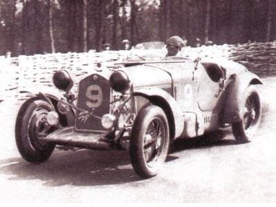 Alfa Romeo 8C - 1934
