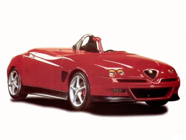 Alfa Romeo Monoposto