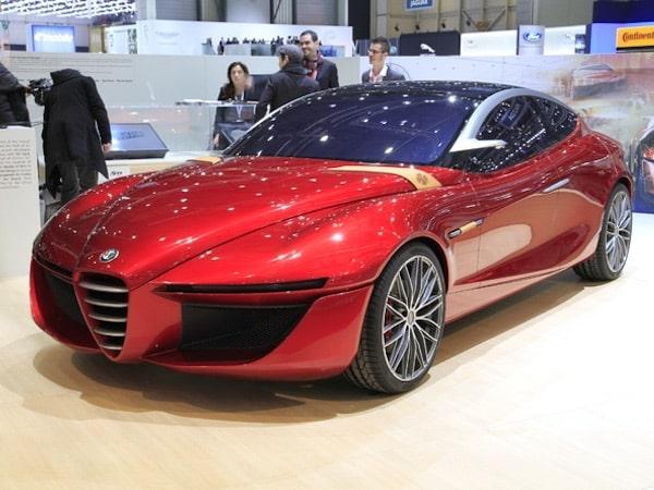 IED Gloria Alfa Romeo