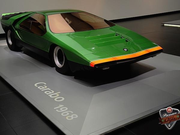 Alfa Romeo Carabo