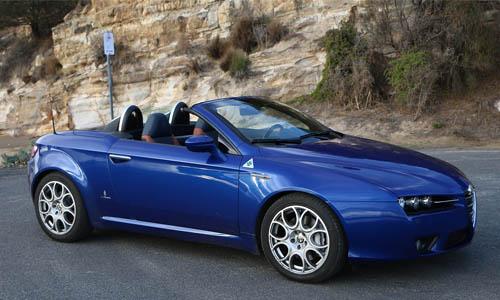 Alfa Romeo Spider Brera