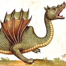 Dragon Gerundo