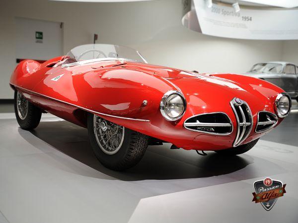 Discovolante Alfa Romeo