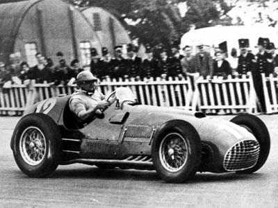 Alfetta 158 - 1950