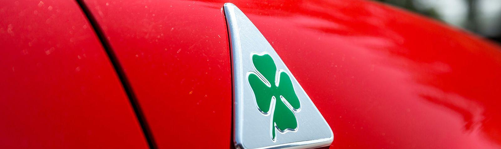 Trèfle Vert Alfa Romeo