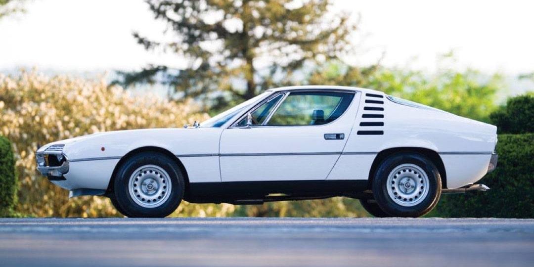 Alfa Romeo Montreal – La course à l'image !