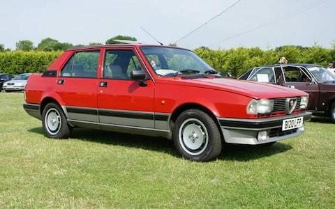 Alfa Romeo Giulietta 116