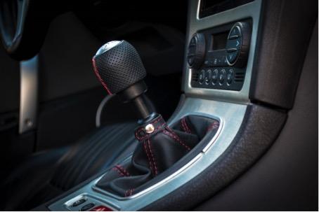 Intérieur Alfa Romeo Brera